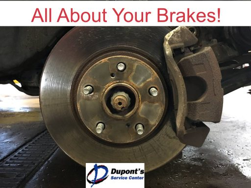 All About Your Brakes Dupont
