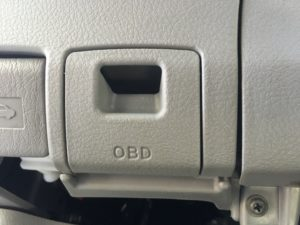 OBD connector for auto diagnosis