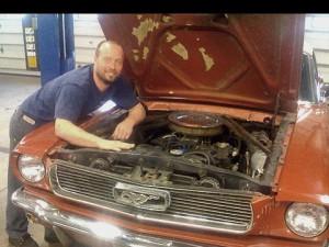 auto repair service technican