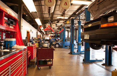 Dupont's Auto Repair Shop