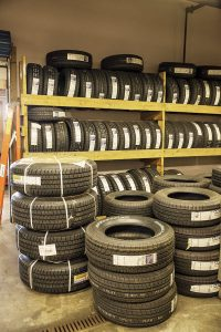 Brand Name Tires at Dupont Service Center in Dover, NH