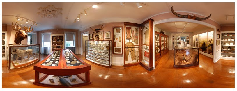 Inside The Woodman Museum